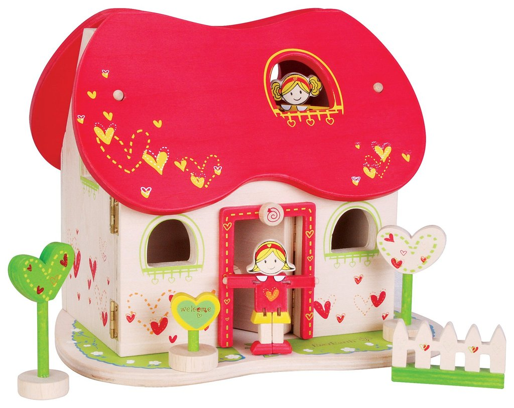 Maxim EverEarth Fairytale Dollhouse With Furniture ($50)