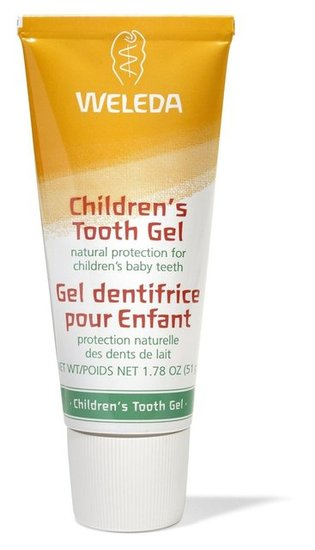 Welda Children's Tooth Gel ($8)