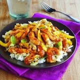 Kid Friendly Pork Stir Fry Recipe