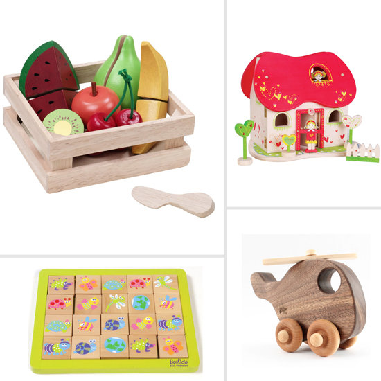 Eco-Friendly Toys That Encourage Your Tot's Development