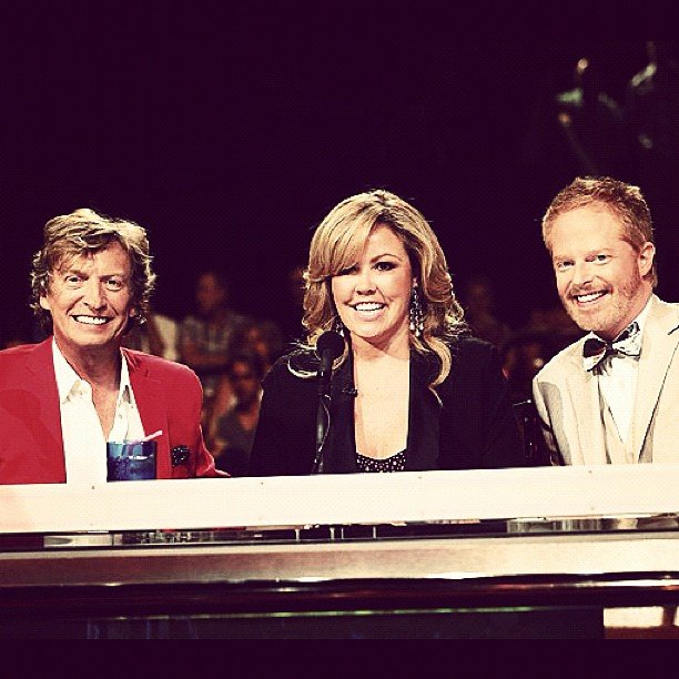 Jesse Tyler Ferguson was a guest judge on So You Think You Can Dance. Source: Instagram user jessetyler