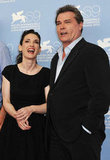 Winona Ryder and Ray Liotta posed toge