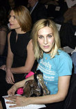 Claire Danes and Sarah Jessica Parker were together in NYC for Narciso Rodriguez in February 2003.