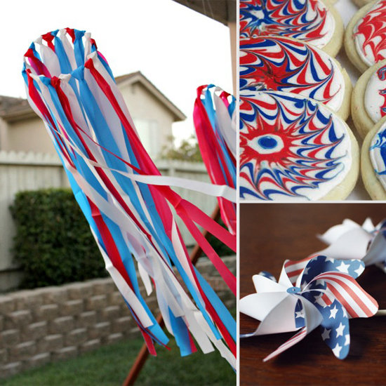 memorial day activities for kids - crafts