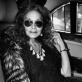 Diane von Furstenberg Strikes a Pose, Tells Us What It Feels Like to Be a Femme Fatale in Interview Magazine