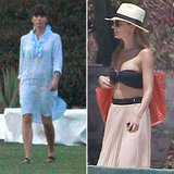 Nicole Richie Logs Bikini Time Ahead of a Wedding With Jessica Biel