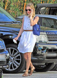 Kate Bosworth spent the day in West Hollywood.