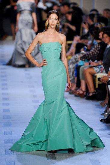 Zac Posen Spring 2013