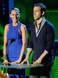 Ryan Reynolds and Blake Lively were the center of attention at the MTV Movie Awards in June 2011.