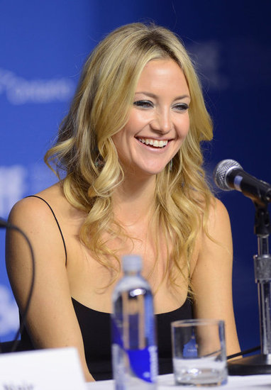 Kate Hudson Shows Lots of Leg at Her Latest TIFF Appearance