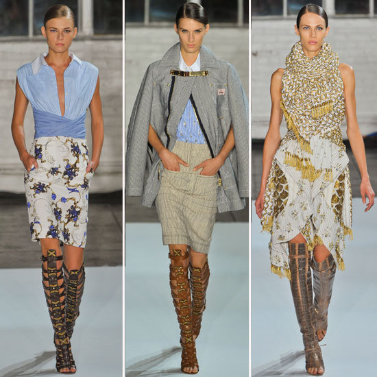 Joseph Altuzarra Spring 2013 | Pictures