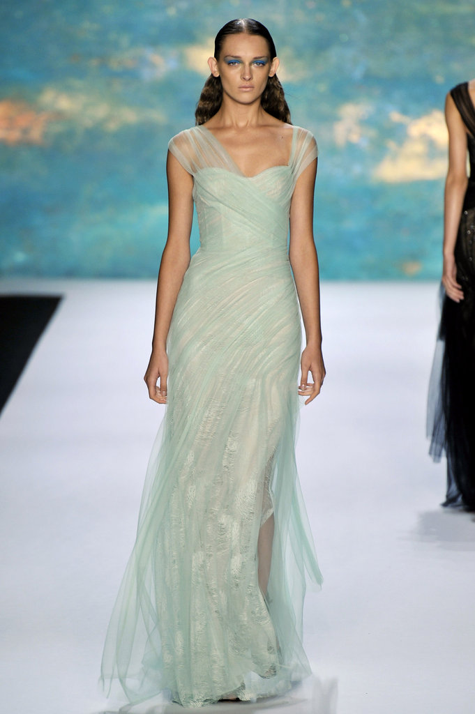 Monique Lhuillier Spring 2013