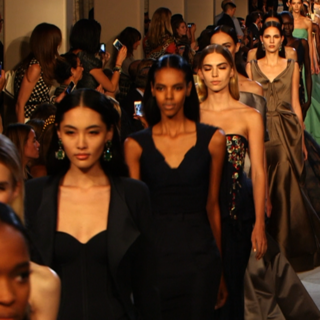 Zac Posen Spring 2013 Runway (Video)