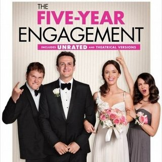 The Five-Year Engagement DVD Release Date