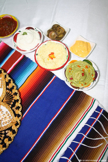 Mexican Nacho Dips