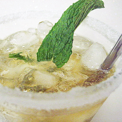 Happy Hour: Lemon Mint Julep