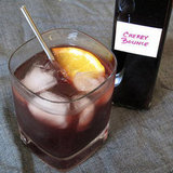 Cherry Bounce Old-Fashioned