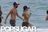 Nikki Reed Breaks Out Her Bikini For PDA With Shirtless Paul McDonald