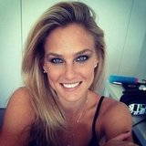 Bar Refaeli smiled for her Instagram followers. Source: Instagram user barrefaeli