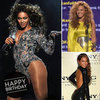 Beyonce Knowles's Style Over the Years