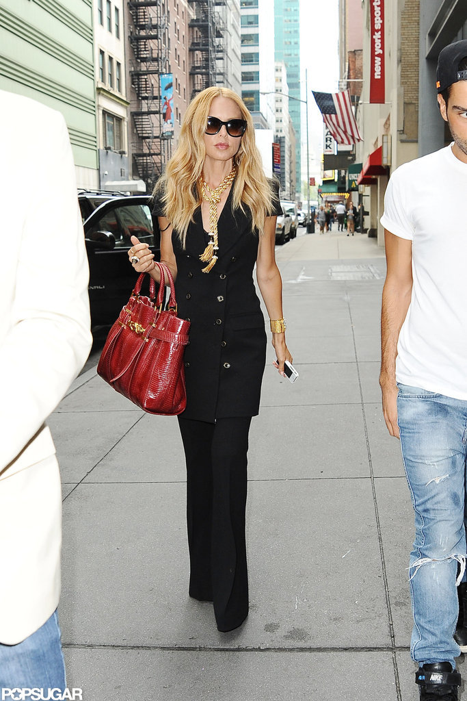 Rachel Zoe Celebrates the Return of Her TV Series Ahead of Fashion Week