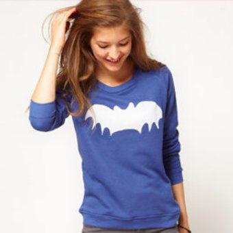 Zoe Karssen Batman Sweater