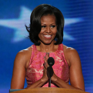 Michelle Obama DNC Speech