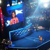 Michelle was in the house!