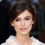 Keira Knightley Wearing Chanel Lipstick for the London Premiere of Anna Karenina