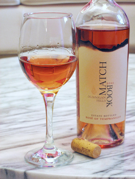 July 20: 2010 Matchbook Rosé of Tempranillo