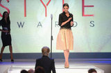 Katie and Nicole Celebrate Fashion's Finest at the Style Awards