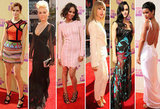 Katy, Rihanna, Taylor — What the Ladies Wore on the VMAs Carpet