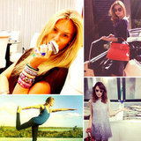 Pictures of Celebrities on Social Media | September 6, 2012