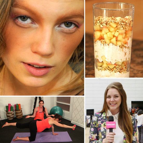 Inside NYFW & Prenatal Pilates: The Best of PopSugarTV This Week!