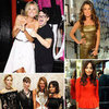 Celebrities at Fashion's Night Out 2012