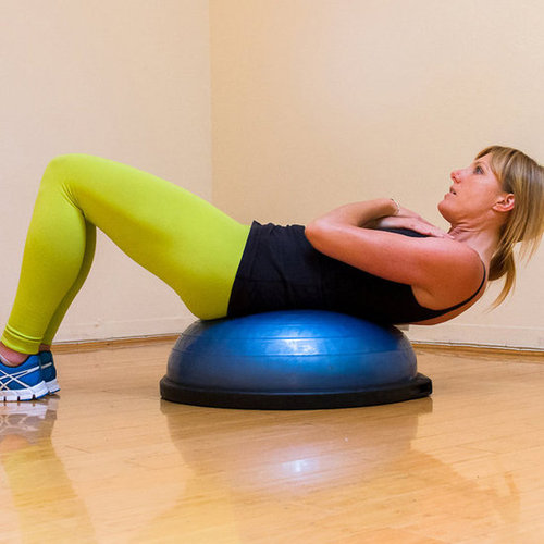 BOSU Circuit Workout