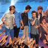 Pictures Of One Direction At 2012 MTV Video Music Awards
