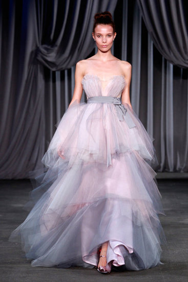 Christian Siriano Spring 2013
