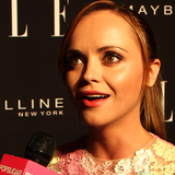 Christina Ricci at Elle Fashion Next Show Interview (Video)
