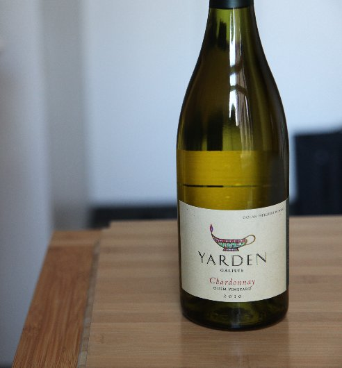 2010 Yarden Odem Vineyard Chardonnay