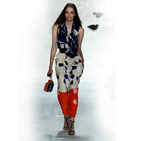 Diane von Furstenberg Spring 2013 | Runway