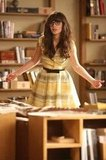 Zooey Deschanel as Jess on season two of New Girl.