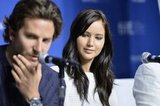 Jennifer Lawrence Mixes Dark Hair and a White Dress at TIFF