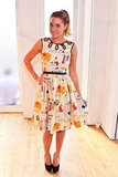 Inside Lauren Conrad's Busy NYC Fashion Weekend