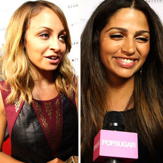 Nicole Richie Talking About Family at Glamorama (Video)