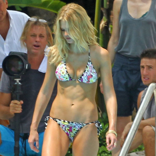 Erin Heatherton Victoria's Secret Bikini Pictures
