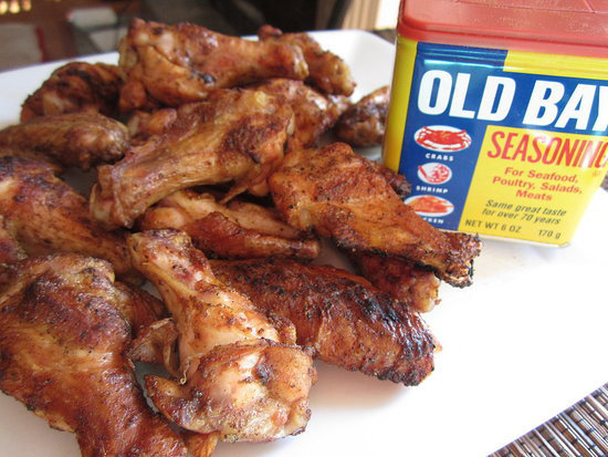 Grilled Wings