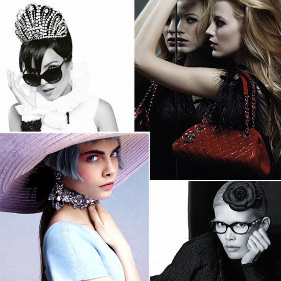 Fashion Flashback: Karl Lagerfeld's Favourite Chanel Faces