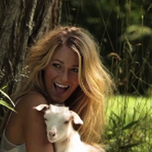 Video: Blake Lively On Kids And Penn Badgley On Blake's Wedding
