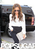 Victoria Beckham shopped in NYC.